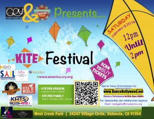 CRY Los Angeles Kite Festival 2019