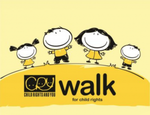 CRY Bay Area Walk for Child Rights- 2019