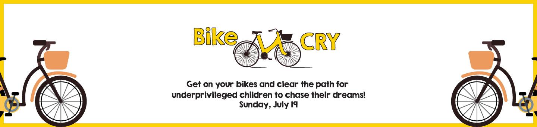 Bike4CRY July 2020