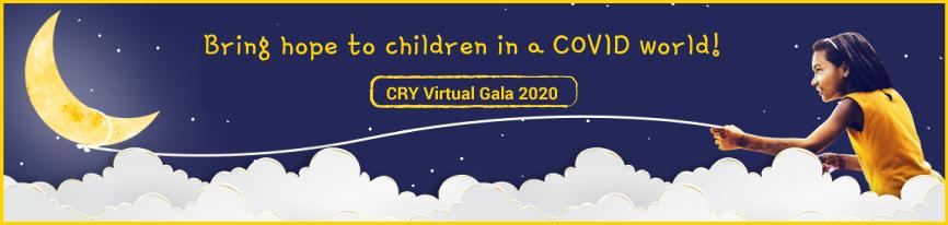 CRY Virtual Gala 2020