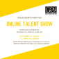 CRY Online Talent Show 2020