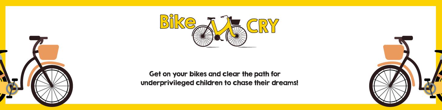 Bike4CRY
