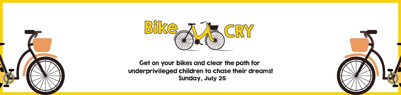 Bike4cry July 2021