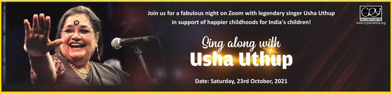 Sing Along with Usha Uthup 2021